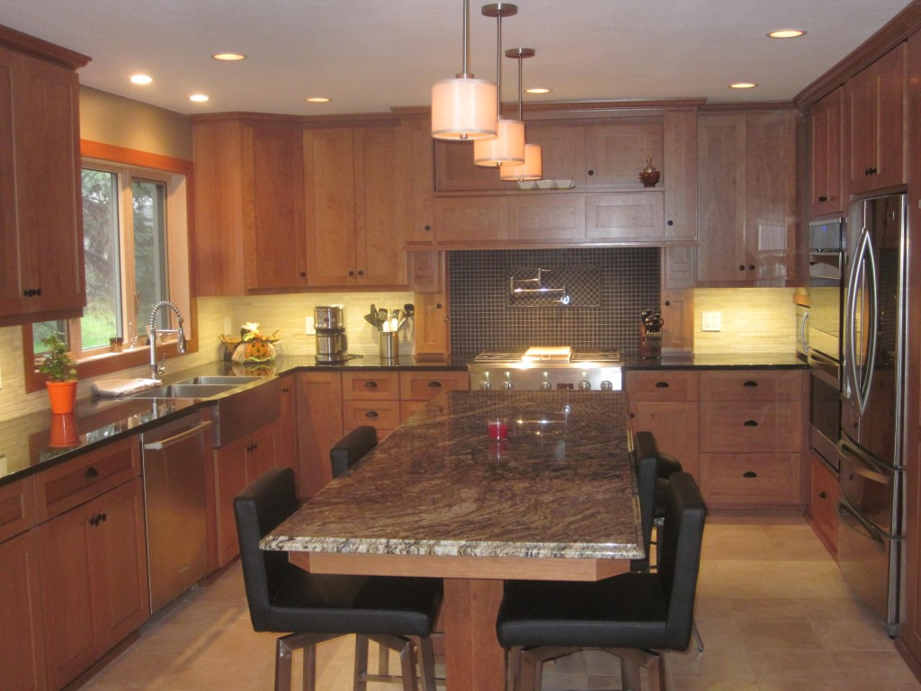 New Kitchen Time – Old School Cabinets